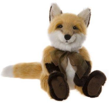 Fraser (Fox) by  Charlie Bears