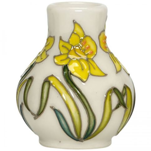 March Daffodil 869/2 by Moorcroft