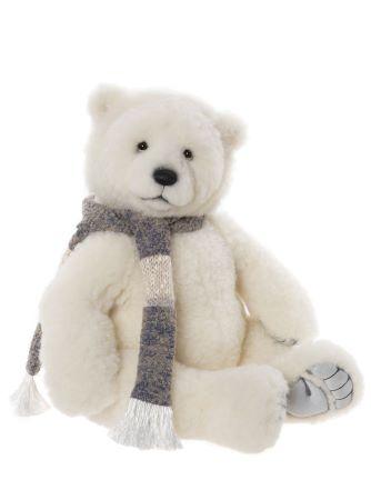 Nevada Polar Bear by Charlie Bears