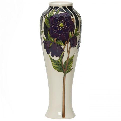 Onyx  121/10 Vase by Moorcroft