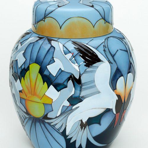 Silver Gulls by Moorcroft