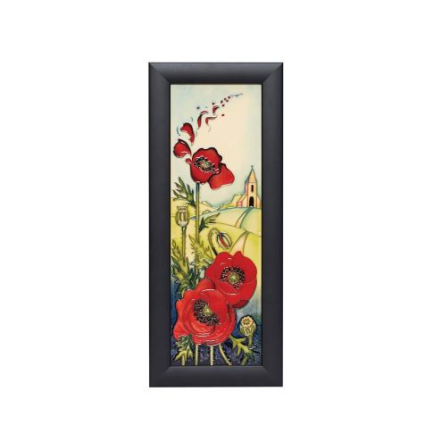 The Gates of Heaven PLQ3 Plaque by Moorcroft