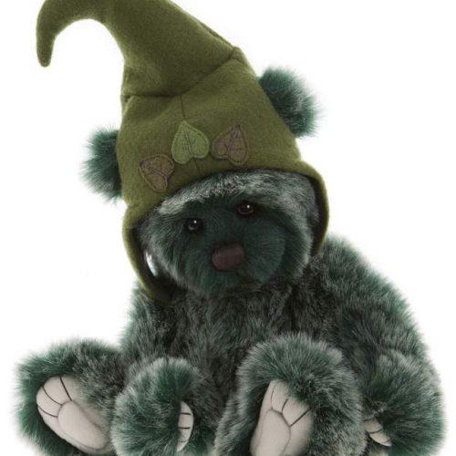 Toadstool by Charlie Bears