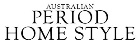Logo Australia Period Home Style