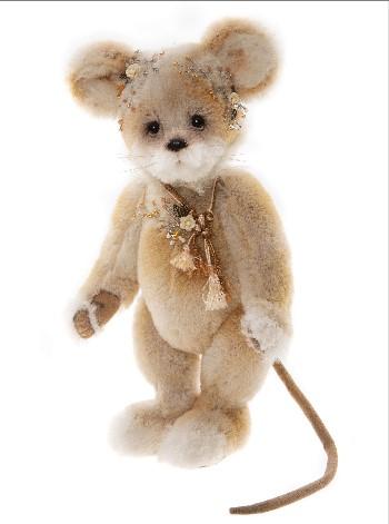 Paris Stilton the Mouse by Charlie Bears