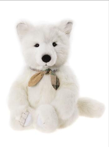 Tundra the Arctic Fox by Charlie Bears