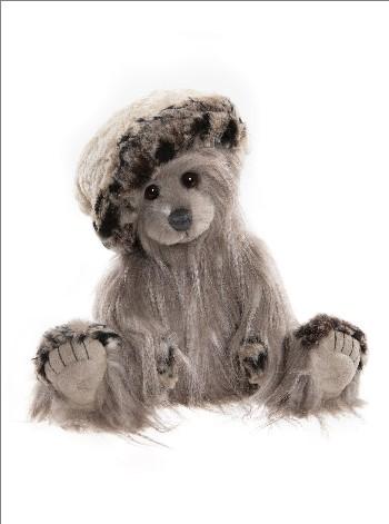 Snowdrift by Charlie Bears