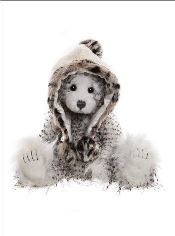 Snowslide by Charlie Bears