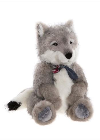 Timberwolf by Charlie Bears