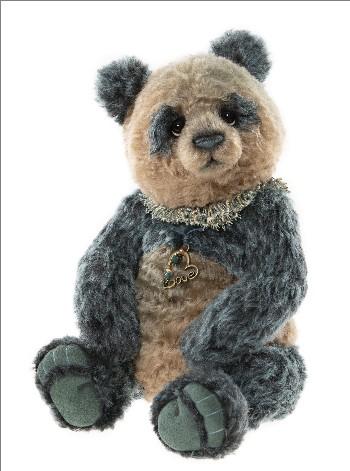 Yesteryear Panda by Charlie Bears